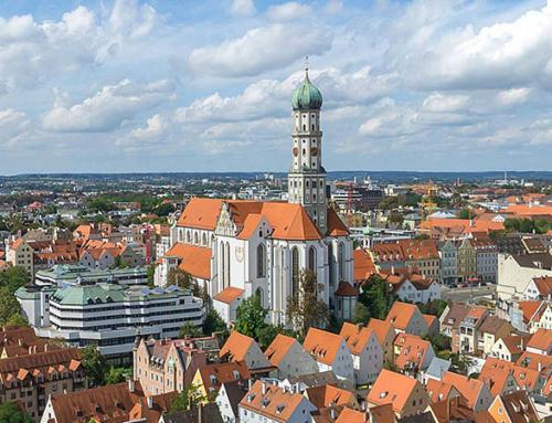 Virtueller Rundgang Augsburg