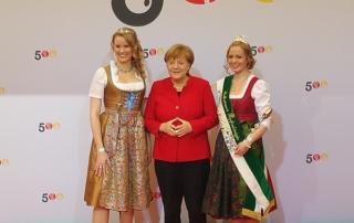 500 Jahre Reinheitsgebot Ingolstadt Angela Merkel