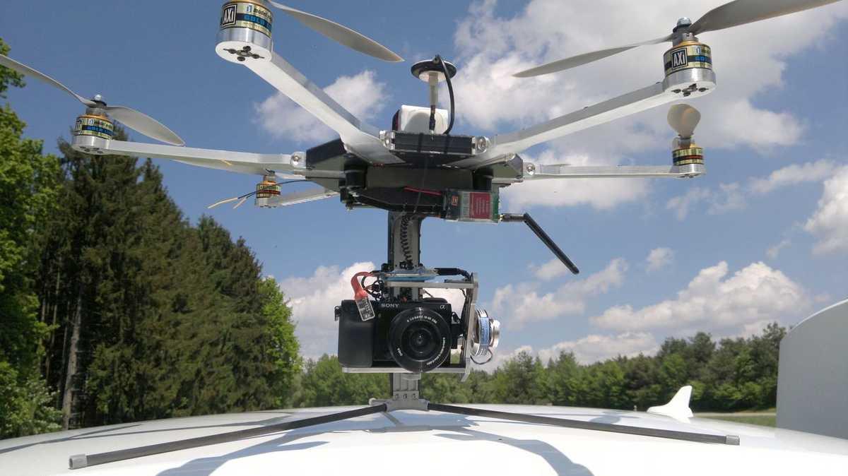 Drohnen Kenntnisnachweis, oder der sichere Umgang mit der Maus