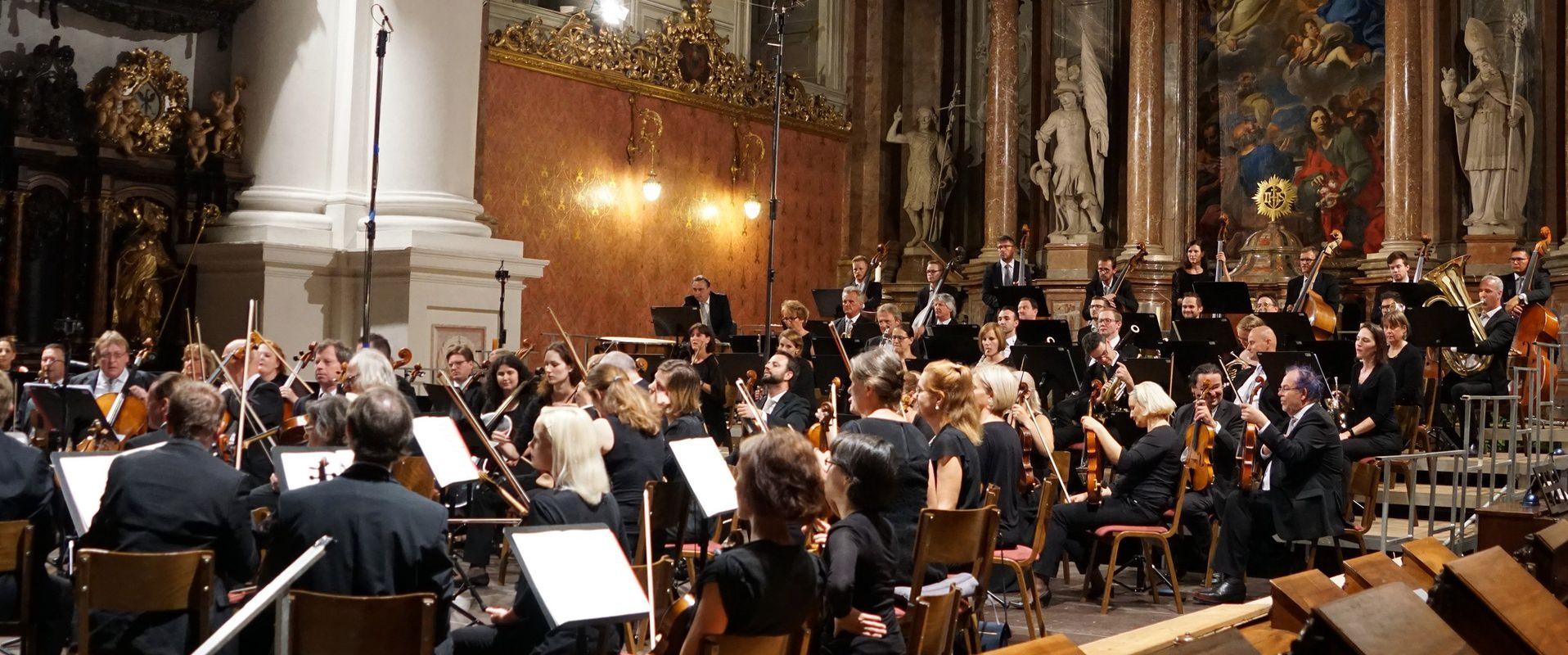 SYMPHONIEKONZERT Altomonte Orchester Rémy Ballot 3D 360 video
