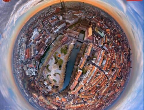 Virtueller Rundgang Nürnberger Christkindlesmarkt