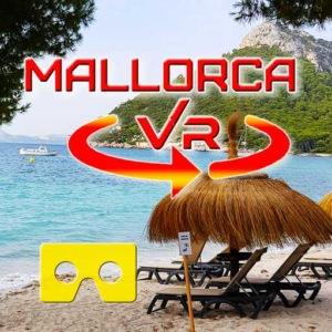 360 Grad Video Player App für iOS und Android Aerofotografie Mallorca VR 360 App