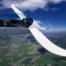 360 grad video segelfliegen soaring segelflugzeug luftbild panorama