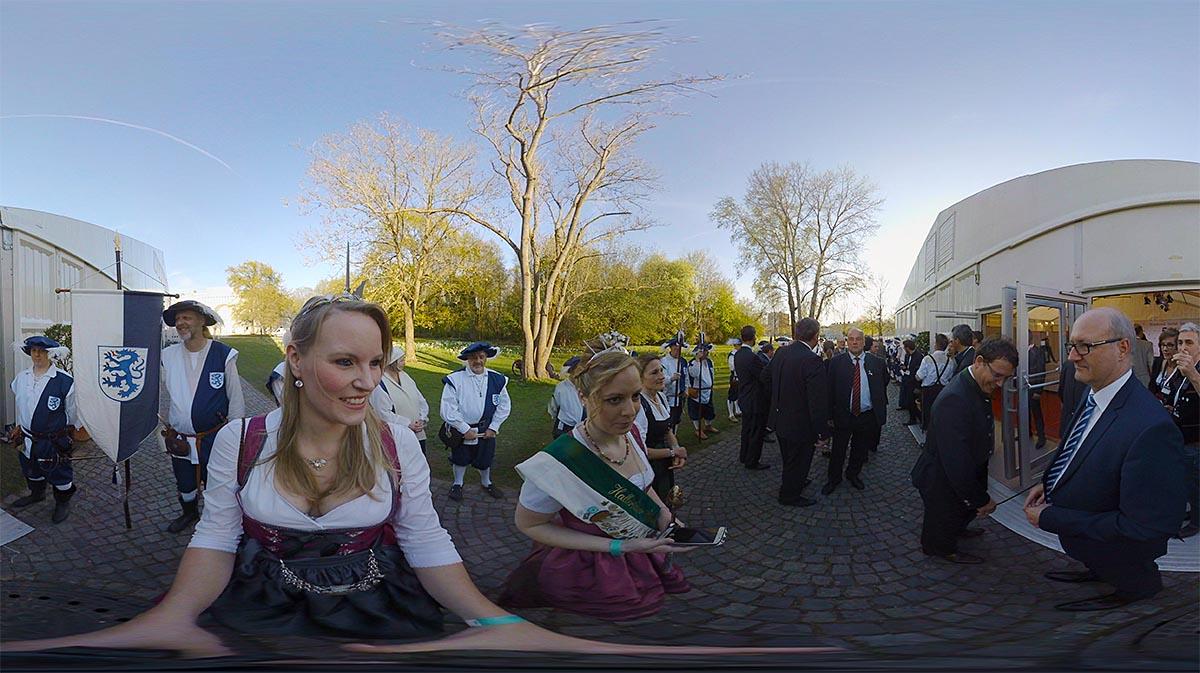 Bierkönigin Marlene Speck 500 Jahre Reinheitsgebot Ingolstadt