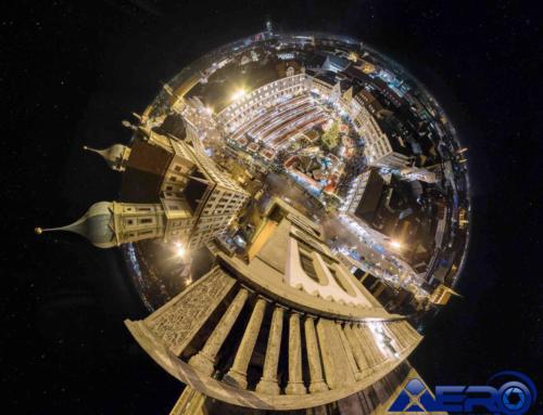 Augsburger Christkindlesmarkt 360 Grad