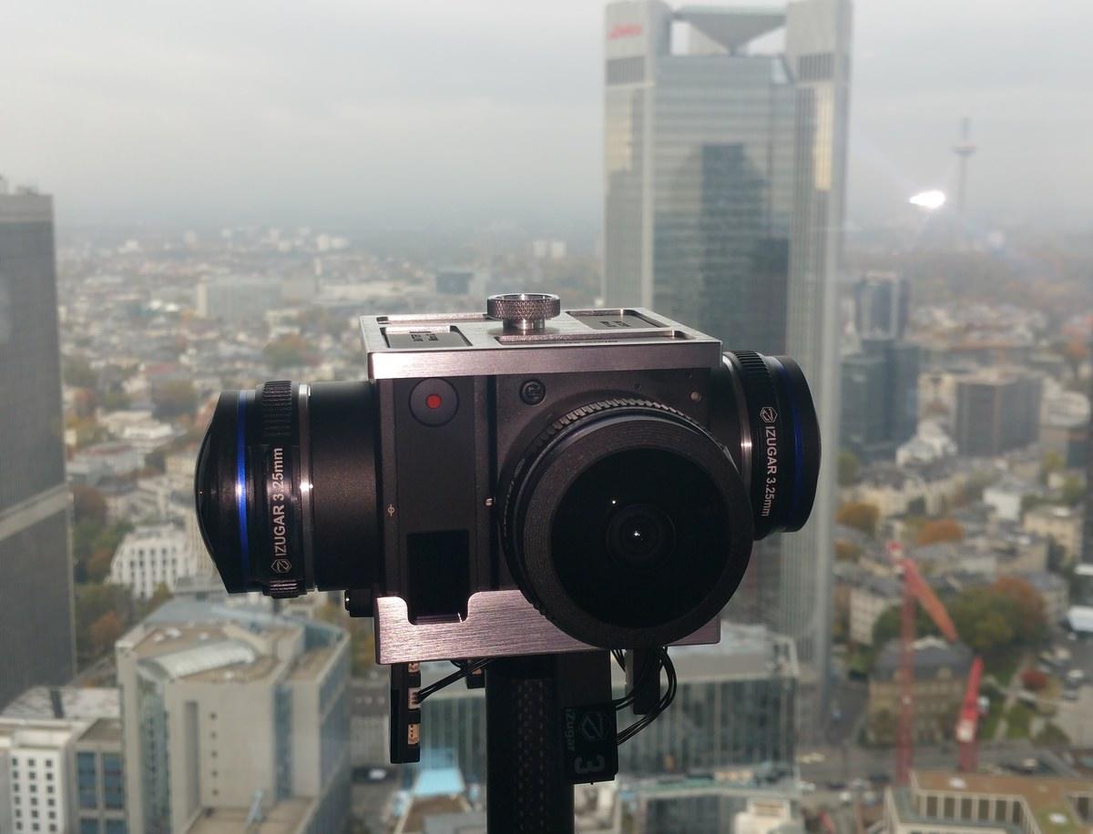 Aerofotografie - Passionate & Creative End-to-End 360° Video Production 360 grad kamera