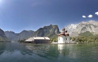 Königssee 360 Grad Video Rundfahrt