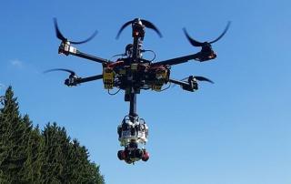 Hexacopter entanyia 360 grad video drohne luftbild luftaufnahmen aerial drone 360°
