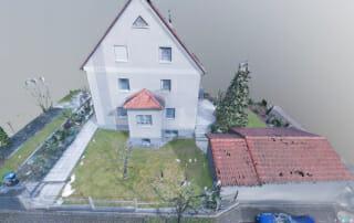 Luftbild Photogrammetrie Rekonstruktion