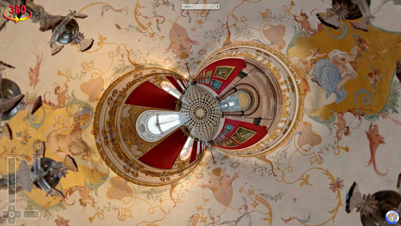 Virtueller Rundgang Neues Schloss Schleißheim Galerie