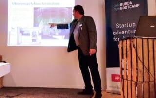 Photogrammetrie virtual reality VR burda bootcamp meetup workshop
