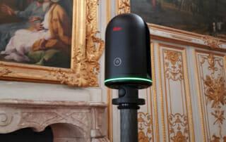 Leica blk360 Laser Scanner in der Praxis